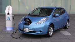 """La Nissan Leaf è """"auto dell'anno 2011"""" in Giappone - Immagine: 3"""