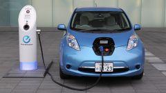 """La Nissan Leaf è """"auto dell'anno 2011"""" in Giappone - Immagine: 1"""