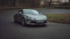 La nuova Alpine presentata al non salone di Ginevra