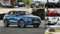 Nuova Audi Q3 2018 e le sue rivali: quali sono le differenze?