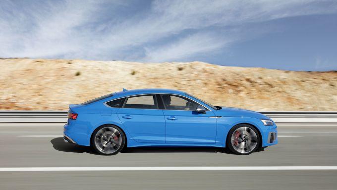 La nuova Audi S5 2020 versione Coupé a 5 porte