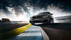 La nuova BMW M3 CS: il frontale