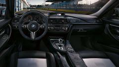 La nuova BMW M3 CS: la plancia