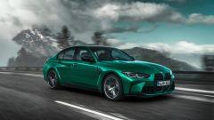La nuova BMW M3 in versione originale