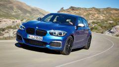 La nuova BMW Serie 1 MY 2017