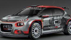 Nuova Citroen C3 R5: quasi pronta l'omologazione FIA per i rally
