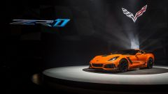 La nuova Corvette ZR1 2019