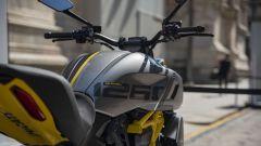La nuova Ducati Diavel 1260 S Black and Steel al Milano Monza Motor Show