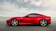La nuova Ferrari sarà la variante coupé della Portofino?