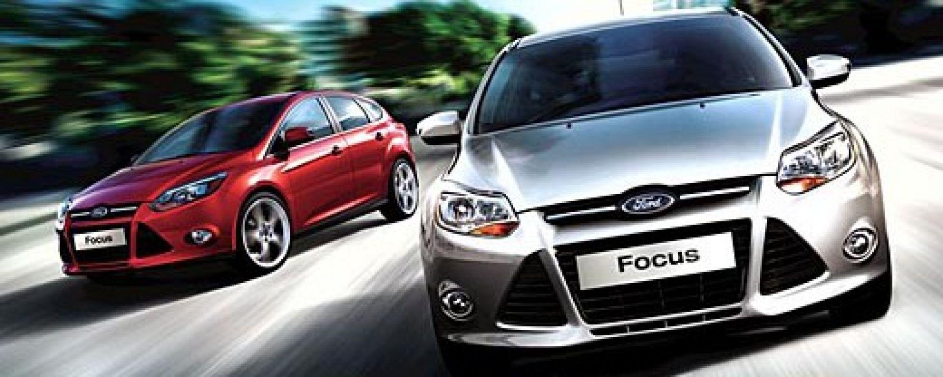 La nuova Ford Focus 2011 veste casual
