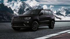 Nuova Jeep Grand Cherokee 2020: sarà su base Alfa Romeo Stelvio