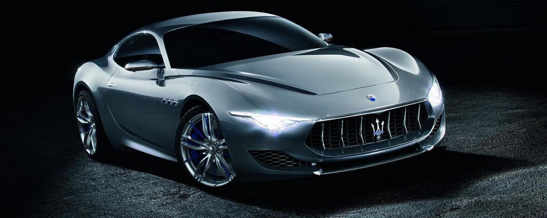 La nuova generazione di Maserati GranTurismo porterà con sé anche la nuova Alfa Romeo 6C
