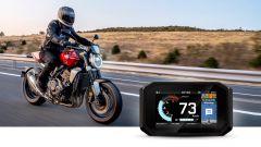 La nuova Honda CB1000R 2021 dispone dell'app Honda Voice Control System