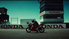 La nuova Honda CBR600RR 2021 nel teaser ufficiale