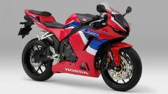 La nuova Honda CBR600RR