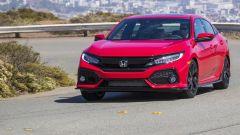 La nuova Honda Civic 5 porte (Hatchback) 2017