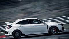 La nuova Honda Civic Type R ha fermato il cronometro a 7 minuti 43 secondi e 8 decimi