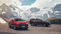 Nuova Honda CR-V 2018: la prova su strada - Immagine: 4