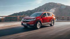 Nuova Honda CR-V 2018: la prova su strada - Immagine: 8