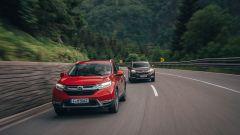 Nuova Honda CR-V 2018: la prova su strada - Immagine: 10