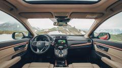 Nuova Honda CR-V 2018: la prova su strada - Immagine: 12