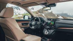 Nuova Honda CR-V 2018: la prova su strada - Immagine: 13