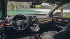 Nuova Honda CR-V 2018: la prova su strada - Immagine: 20