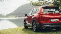 Nuova Honda CR-V 2018: la prova su strada - Immagine: 25