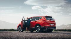 Nuova Honda CR-V 2018: la prova su strada - Immagine: 26