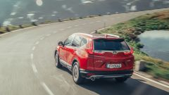 Nuova Honda CR-V 2018: la prova su strada - Immagine: 30