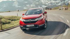 Nuova Honda CR-V 2018: la prova su strada - Immagine: 31