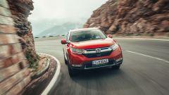 Nuova Honda CR-V 2018: la prova su strada - Immagine: 32