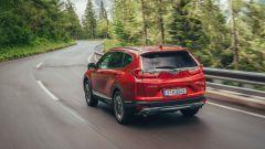 Nuova Honda CR-V 2018: la prova su strada - Immagine: 33