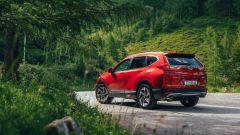 Nuova Honda CR-V 2018: la prova su strada - Immagine: 34