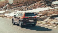 Nuova Honda CR-V 2018: la prova su strada - Immagine: 50