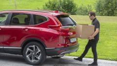 Nuova Honda CR-V 2018: la prova su strada - Immagine: 66