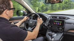 Nuova Honda CR-V 2018: la prova su strada - Immagine: 69