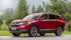 Nuova Honda CR-V 2018: la prova su strada - Immagine: 72