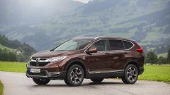 Nuova Honda CR-V 2018: la prova su strada - Immagine: 73