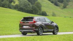 Nuova Honda CR-V 2018: la prova su strada - Immagine: 75