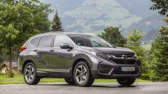 Nuova Honda CR-V 2018: la prova su strada - Immagine: 78