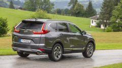 Nuova Honda CR-V 2018: la prova su strada - Immagine: 80