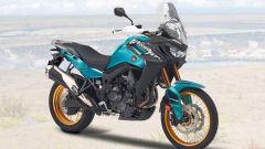 Honda Transalp 2022: motore 750, data uscita, arriva a Eicma
