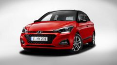 La nuova Hyundai i20