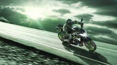 La nuova Kawasaki Z900 m.y. 2021