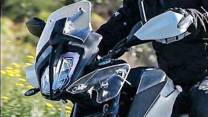 La nuova KTM 390 Adventure