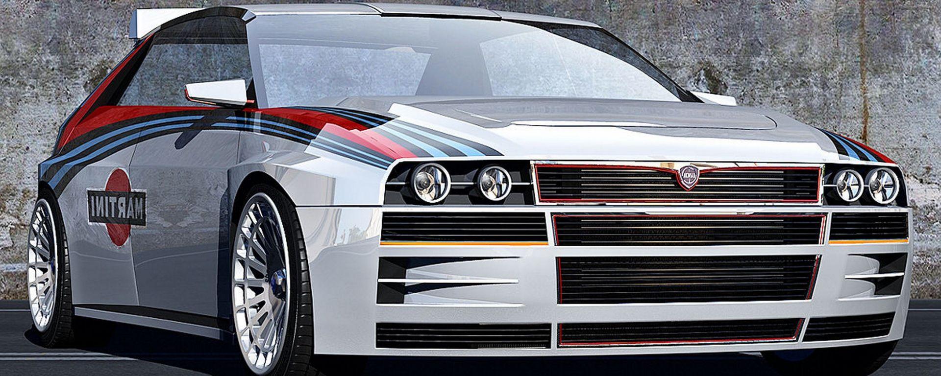 La nuova Lancia Delta è tra le auto più attese dal nostro pubblico.