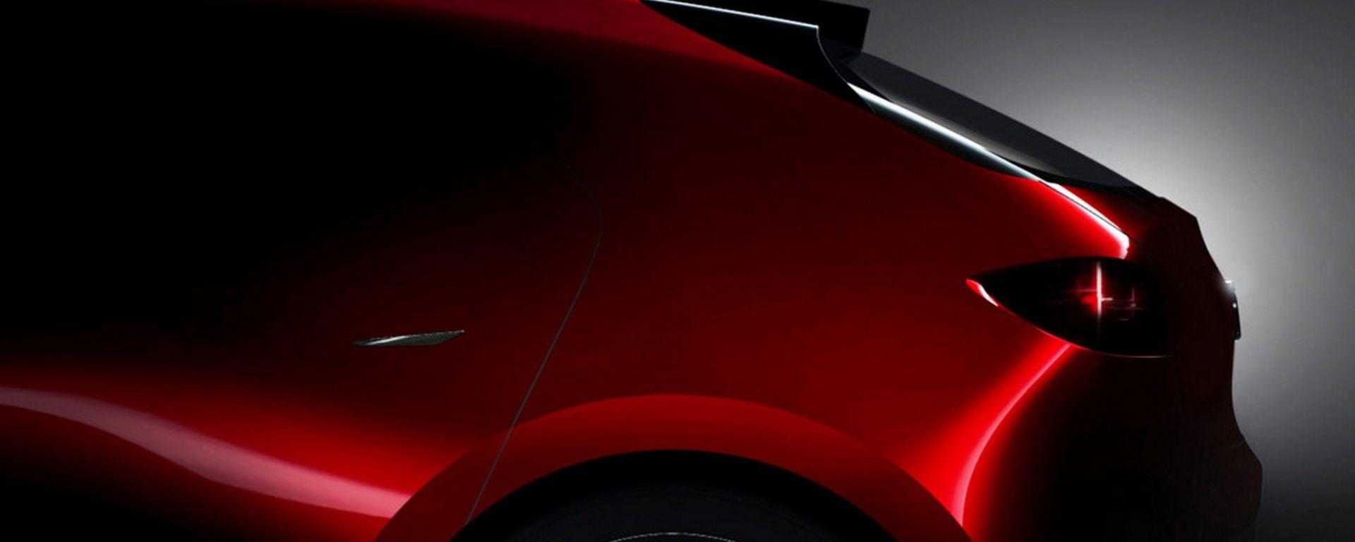 La nuova Mazda 3 arriverà in concessionaria nel 2019