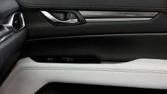 La nuova Mazda CX-5: dettaglio del pannello porta