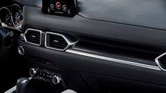 La nuova Mazda CX-5: dettaglio delle bocchette di ventilazione